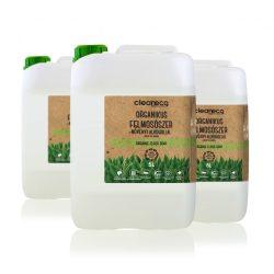 Cleaneco Organikus felmosószer koncentrátum green tea 5l