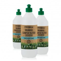 Cleaneco Konyhai és fürdőszobai tisztítószer koncentrátum 1l