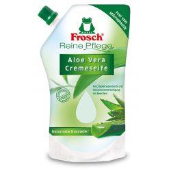 Frosch Folyékony szappan Aloe Vera - utántöltő