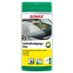 Sonax Üvegtisztító kendő 25db-os