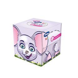 Zewa Kids 3D papírzsebkendő box egér
