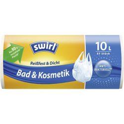 Swirl Antibakteriális szemeteszsák 10l