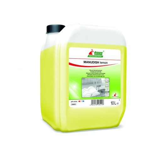 Tana Manudish Lemon kézi mosogatószer 10l