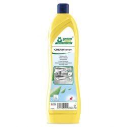 Tana Green Care Cream cleaner lemon súrolószer 650ml