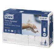 Tork Xpress Extra Soft Multifold kéztörlő Premium H2