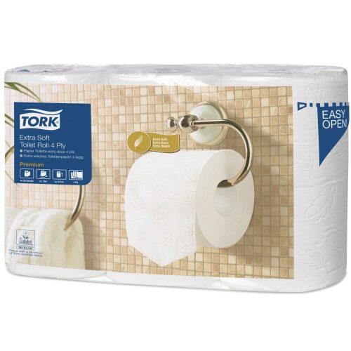 Tork Extra Soft kis tekercses toalettpapír T4