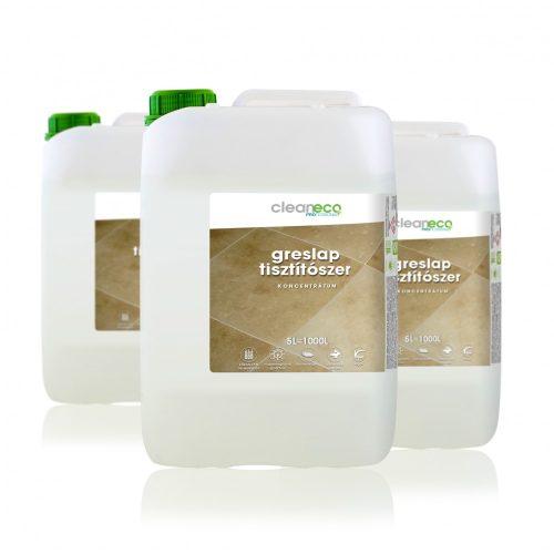 Cleaneco Greslap tisztítószer koncentrátum 5l