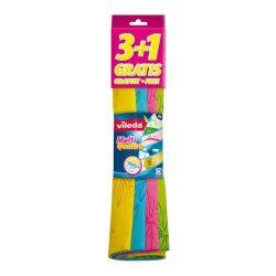 Vileda Multi Quattro 3+1 törlőkendő