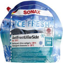 Sonax Fagyálló Szélvédőmosó -20°C Ice Fresh