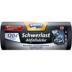 Swirl Extra erős szemeteszsák 120l