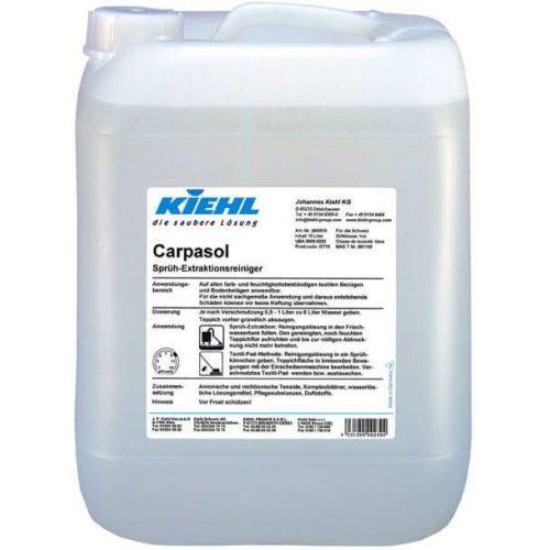 Kiehl Carpasol szóró extrakciós tisztítószer 10l