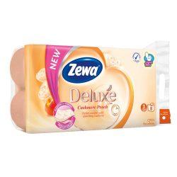 Zewa Deluxe Cashmere Peach 8db/csomag