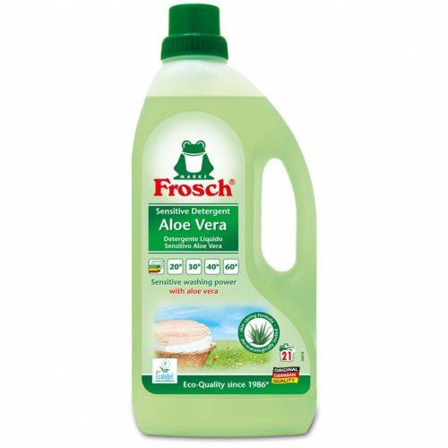 Frosch Folyékony mosószer Aloe Vera 1,5l