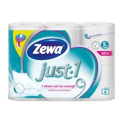 Zewa Just1 6db/csomag