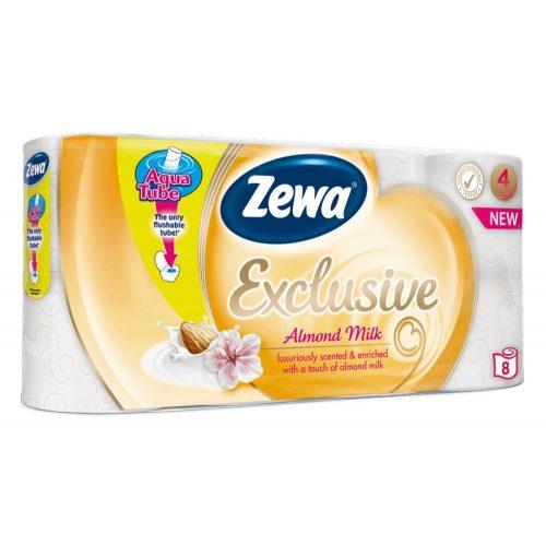 Zewa Exclusive Almond Milk 8db/csomag