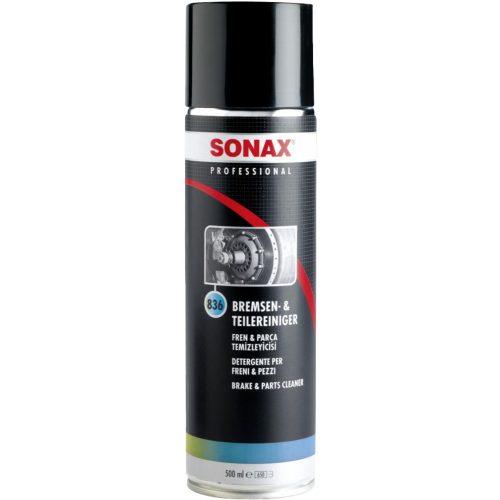 Sonax Profi fék és elektromos alkatrész tisztító 500ml