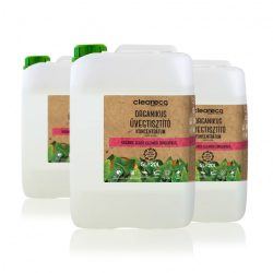 Cleaneco Organikus Üvegtisztító koncentrátum 5l