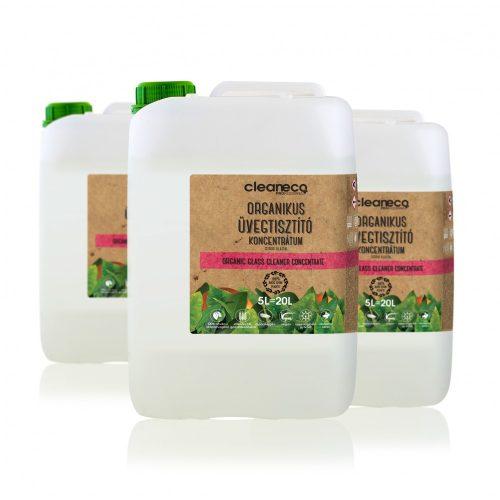 Cleaneco Üvegtisztító koncentrátum 5l