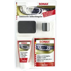 Sonax Fényszóró helyreállító szett
