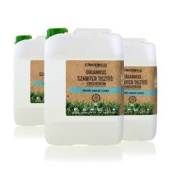 Cleaneco Konyhai és fürdőszobai tisztítószer koncentrátum 5l