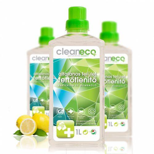 Cleaneco Általános felület fertőtlenítő 1l