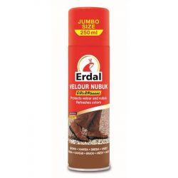Erdal Velúr-Nubuk barna 250ml