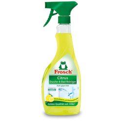 Frosch Fürdőszoba tisztító citrus 500ml