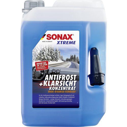 Sonax Xtreme Szélvédőmosó Jégoldó koncentrátum 5l