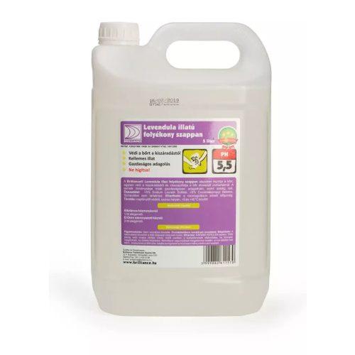 Brilliance Levendula illatú folyékony szappan 5l