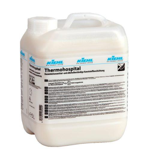 Kiehl Thermohospital Fertőtlenítőszer- és alkoholálló műanyag bevonat 5l