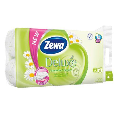 Zewa Deluxe Camomile Comfort 8db/csomag