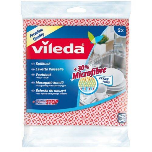 Vileda Mosogatókendő 30% mikroszállal