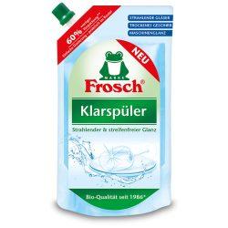 Frosch mosogatógép öblítő 750ml
