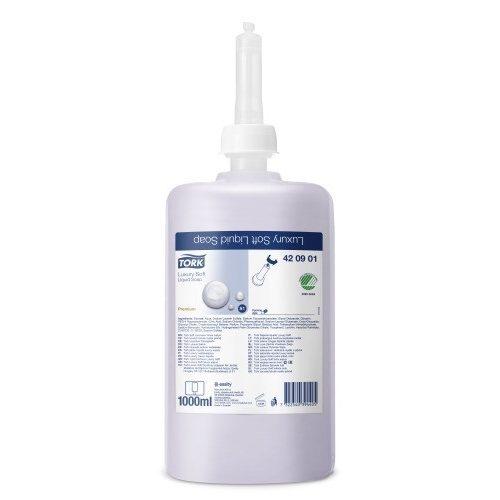Tork Luxus Soft folyékony szappan S1