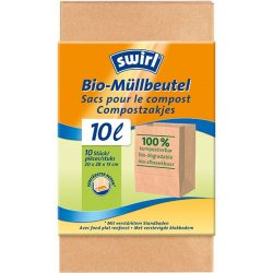 Swirl Bio szemeteszsák 10L-es 10db
