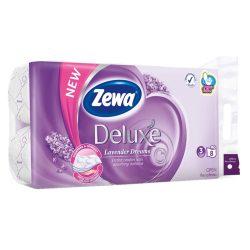 Zewa Deluxe Lavender Dreams 8db/csomag