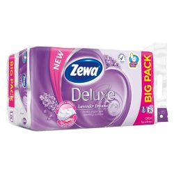 Zewa Deluxe Lavender Dreams 16db/csomag