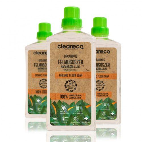 Cleaneco Organikus felmosószer Narancs illattal 1l