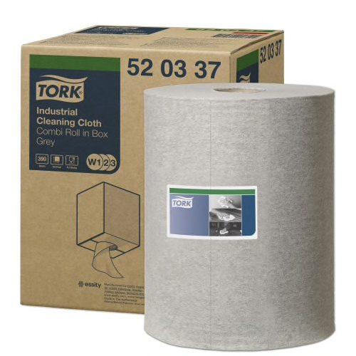 Tork ipari tisztítókendő W1, W2, W3