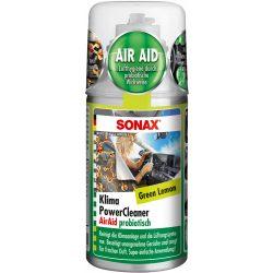 Sonax Klímatisztító spray - Green-Lemon 100ml
