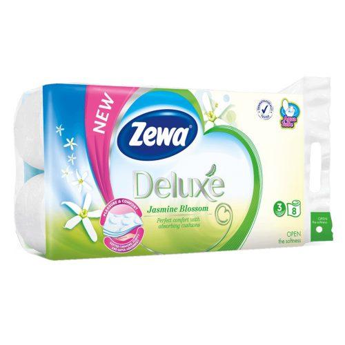 Zewa Deluxe Jasmine Blossom 8db/csomag