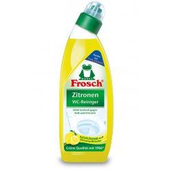 Frosch WC tisztító Citrom 750ml