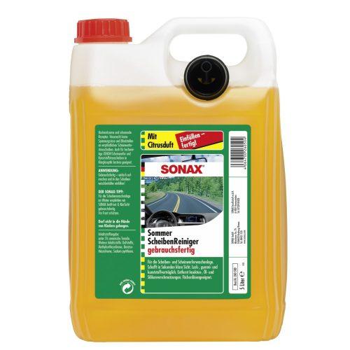 Sonax Nyári Szélvédőmosó Citrus