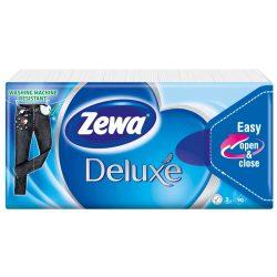 Zewa Deluxe papírzsebkendő 90db