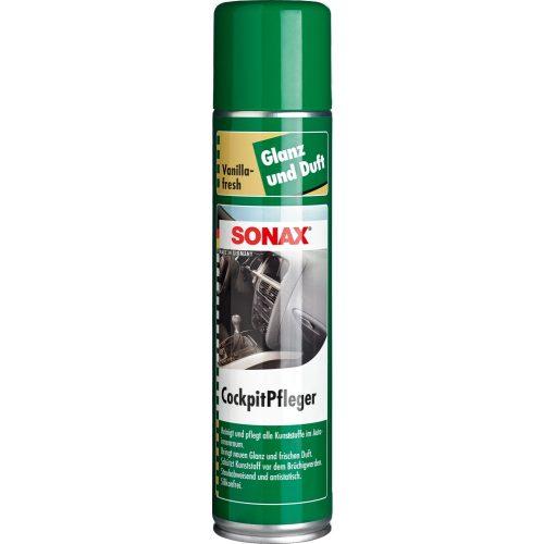 Sonax Műszerfalápoló Spray Vanília 400ml