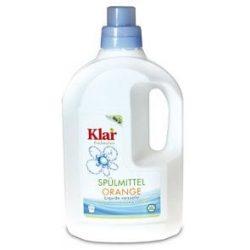 Klar Öko-szenzitív Narancsolajos mosogatószer 1,5l