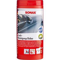 Sonax Fényező Tisztítókendő 25db