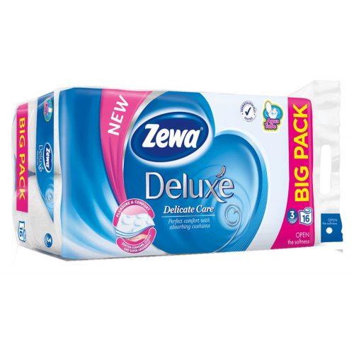 Zewa Deluxe Delicate Care 16db/csomag