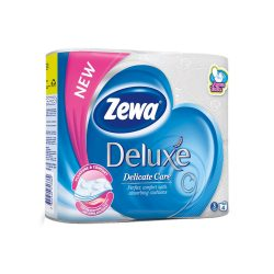 Zewa Deluxe Delicate Care 4db/csomag