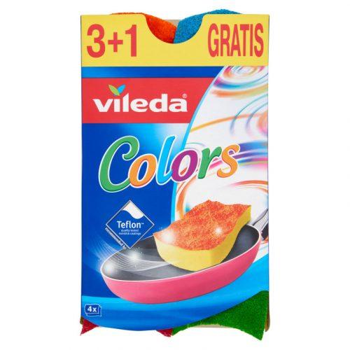 Vileda Color Pur Active szivacs